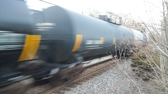 Hopewell Borough Hears Oil Train Presentation, Declines Resolution