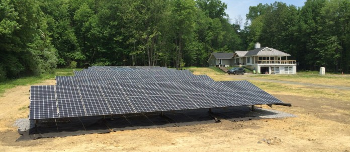 Hydrogen House Project in Hopewell Twp Presents World's First in Residential Renewable Energy