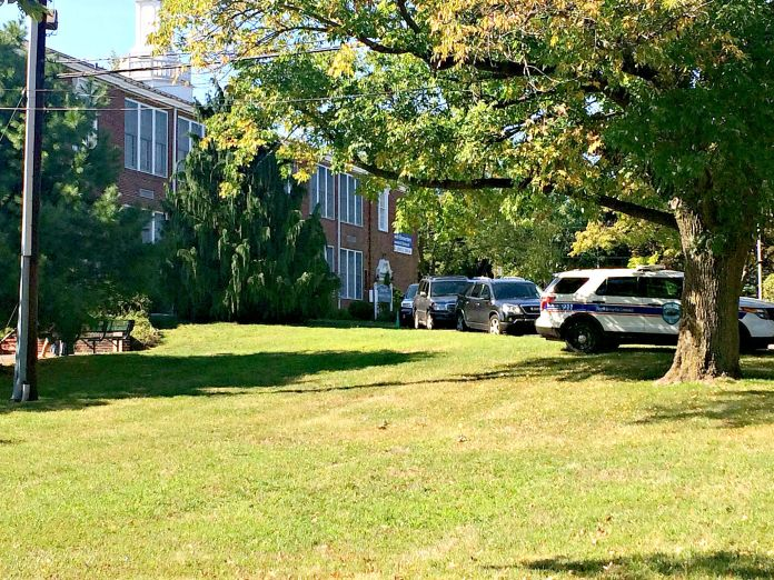 Suspicious Vehicle Prompts Building Freeze at Hopewell Elementary