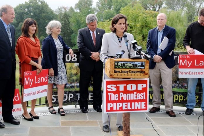 Muoio, Gusciora and Benson Seeking Tougher Federal Approval Process on Natural Gas Pipelines Advances