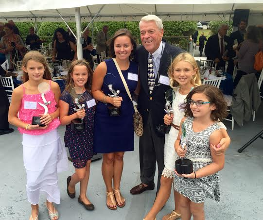 Stony Brook Elementary Students Given Award By National Gallery for America's Young Inventors