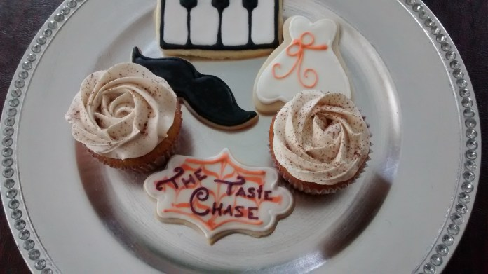 The Taste Chase Goes to Sugar Cupid on The Great Cake Quest