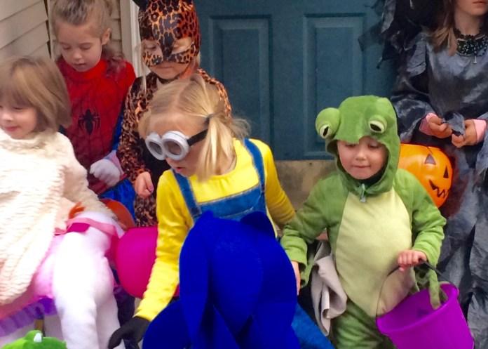 HoVal Community Rallies Around Keto Kid on Halloween, Epilepsy Awareness Month