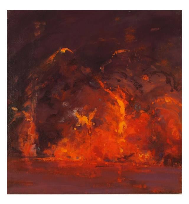 """Fire Dance"" by Paul Mordetsky"