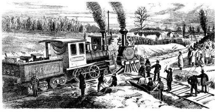 Hopewell Valley Historical Society Presents The Mercer and Somerset Railroad Story