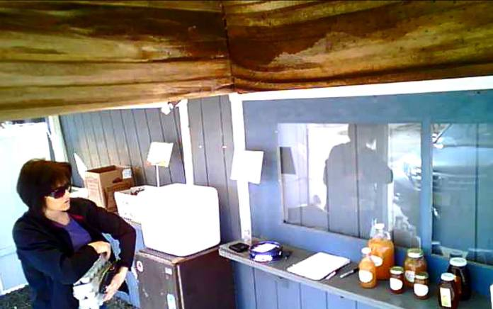 Hopewell Township Police Seeks Public Help in Identifying Kerrs Kornstand Thief