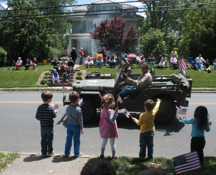 Mercer County Memorial Day Round-Up 2017