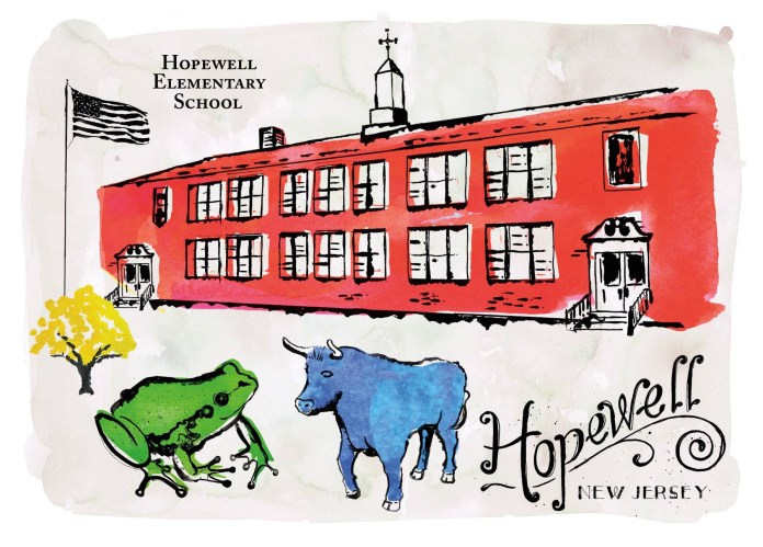 All Clear After Gas Leak Scare at Hopewell Elementary