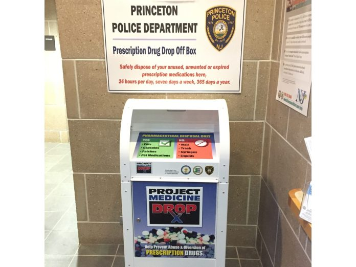 Video Surveillance Shows Medical Institutions Misusing Princeton Prescription Drop Box