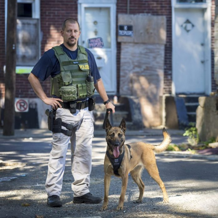 Mercer County Prosecutor's K-9 Police Team Places at National Competition