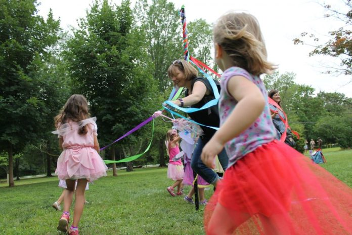 Fairy Festival finding its wings at Stony Brook-Millstone Watershed