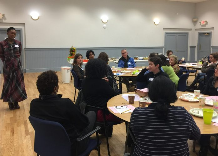 Hopewell Valley Community Discussing Issues of Race and Diversity