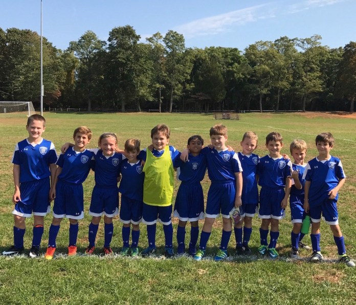 Sports News: Hopewell Valley Soccer Wildfires U9 Boys