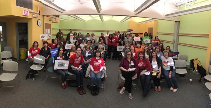 """Moms Demand Action"" Raising Local Awareness of Gun Violence"
