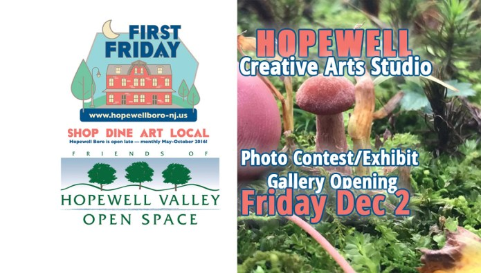 FoHVOS Photo Exhibit Opens December 2 in Hopewell for #FirstFriday