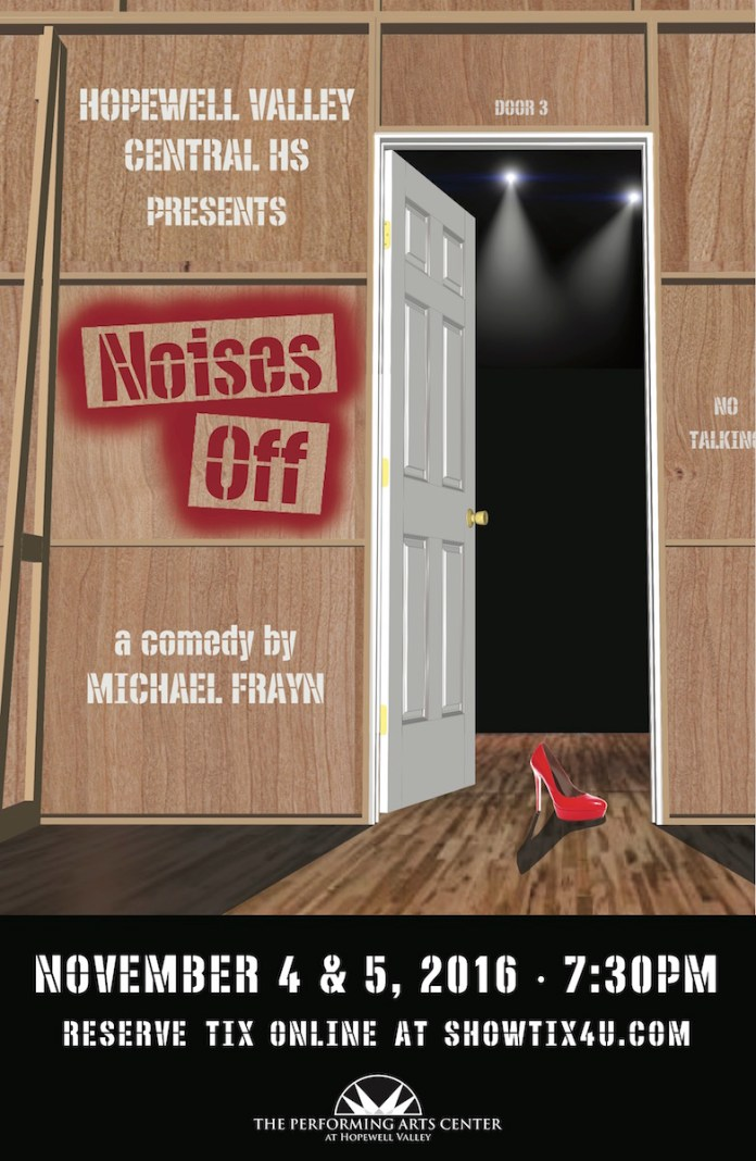 Hopewell Valley Central High School presents Noises Off