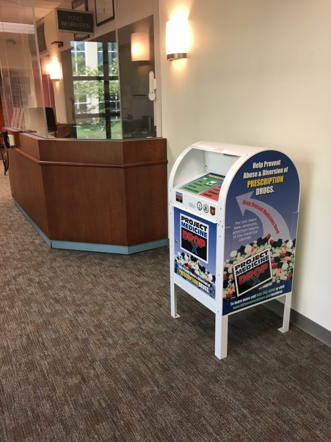 Ewing Township Adopts Medicine Drop Box Initiative