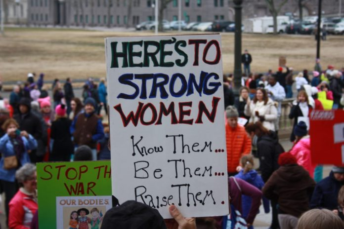 7,500 Participate in Trenton Women's March (PHOTOS and VIDEOS)
