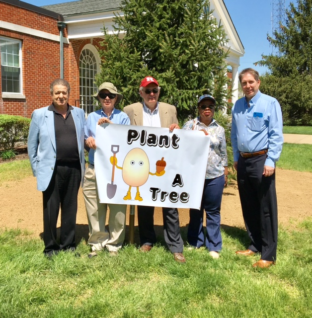 Lawrence Township Celebrates Arbor Day