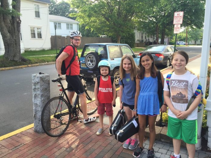 Four Mercer County Schools Named NJ Safe Routes to School Winners
