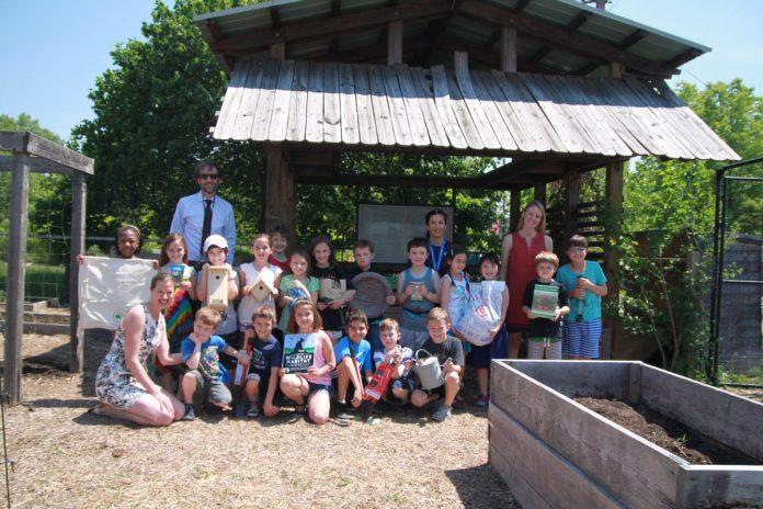 Hopewell Elementary School Awarded Subaru Grant