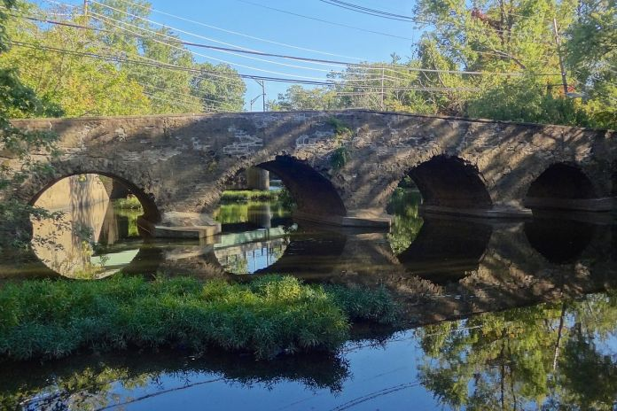 Reminder: NJDOT Closing Route 206 in Princeton For Bridge Rehabilitation