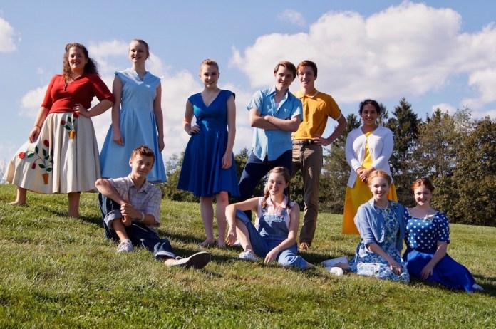 HVCHS Fall Play Picnic Wins Numerous Awards