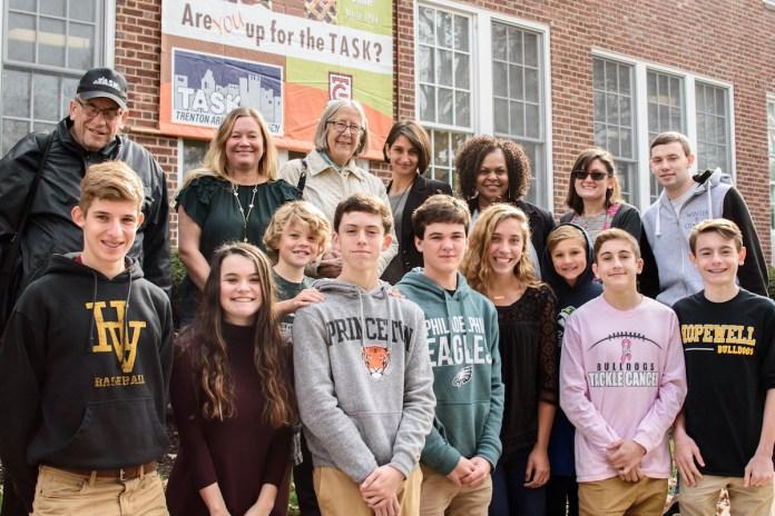 Toll Gate Kicks Off Annual TASK Thanksgiving Event