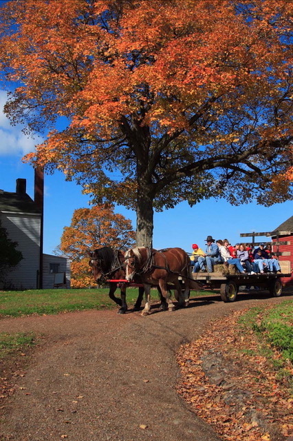 Howell Farm to offer hayrides at annual Thanksgiving program