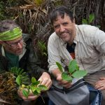 David Neill, left, and Dr. John Clark in Ecuador (1)