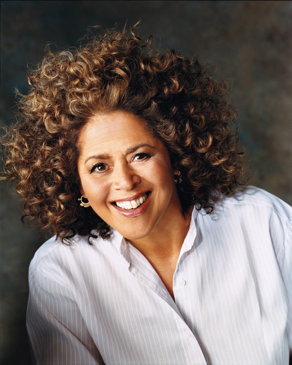 photo Anna Deavere Smith
