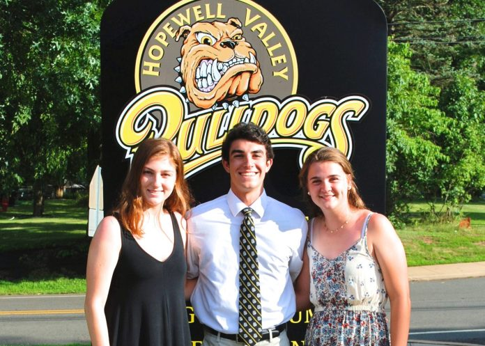 Hopewell Valley Soccer Association Grants Scholarships to Three Central High School Graduates