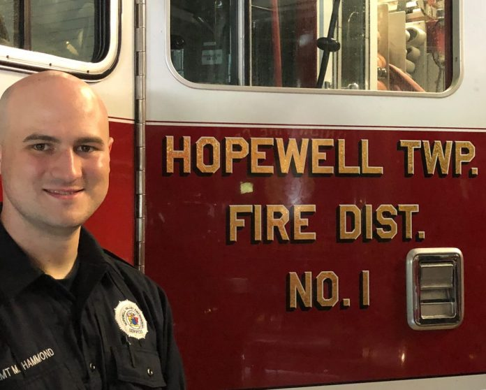 New Specialist at Hopewell Valley Emergency Services