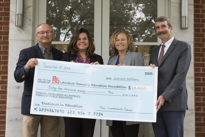 The Lawrenceville School Tops $1.5 Million in Donations to LTEF