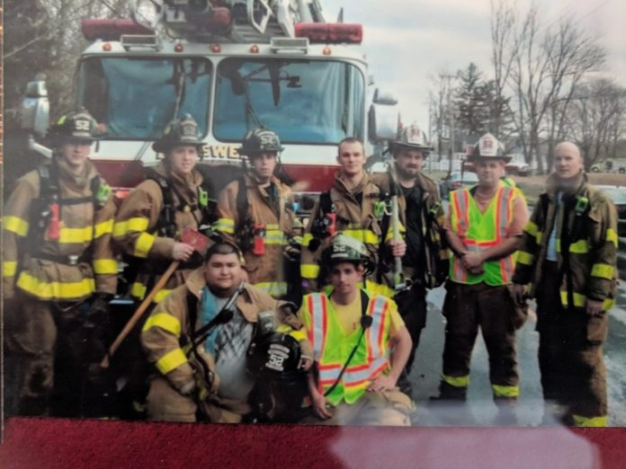Meet Firefighting Families of Hopewell Valley: Thirteen Toths at Hopewell Fire Department