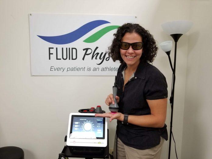 Spotlight on Business: Fluid Physio