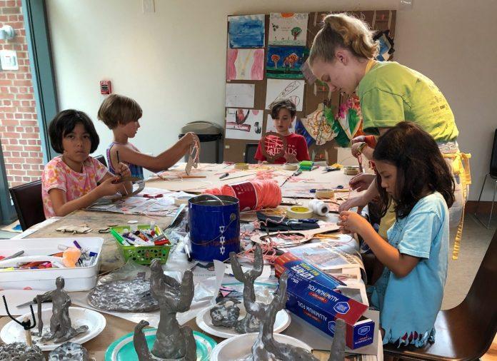 Children's Art Afternoons At Morven Museum & Garden