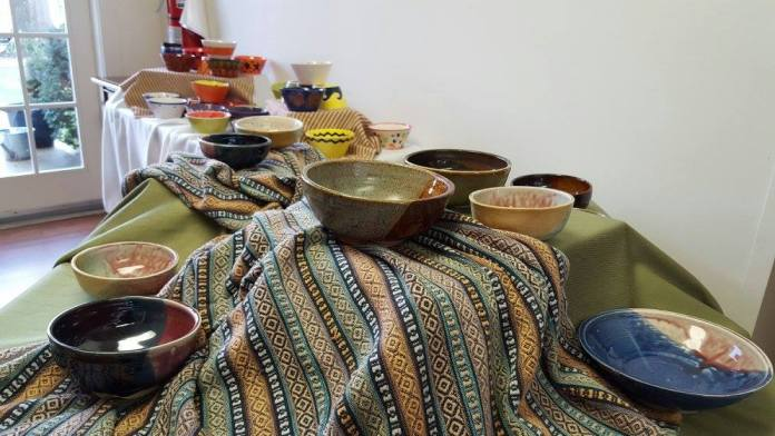 "Hopewell Council of Churches Hosts ""Empty Bowls"" Dinner to Benefit TASK"