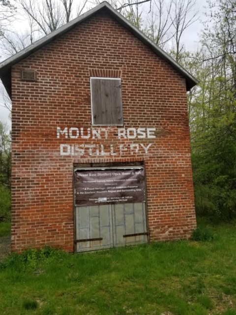 Hopewell Township Historic Preservation Commission Hosts Event Mt. Rose Distillery