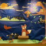 Eden School Mural Wild Night