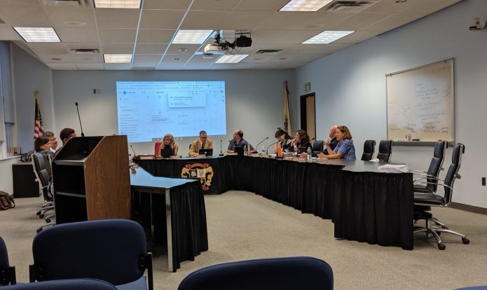 HV Board of Ed Approves TV Studio Upgrades, Vaping Policy Changes