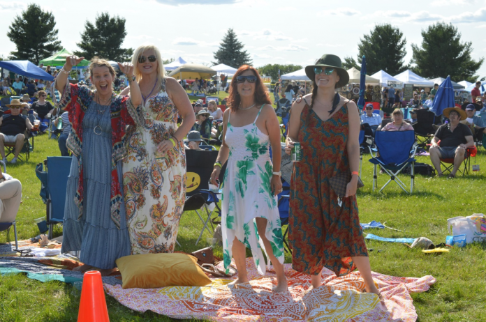Over 2,500 Attend Sourland Mountain Festival