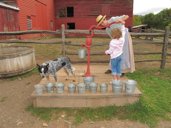 Howell Farm announces schedule for fall Hatchery Program