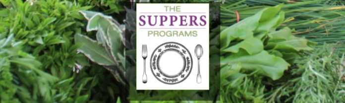 Suppers Workshop: Cook Ahead Meals