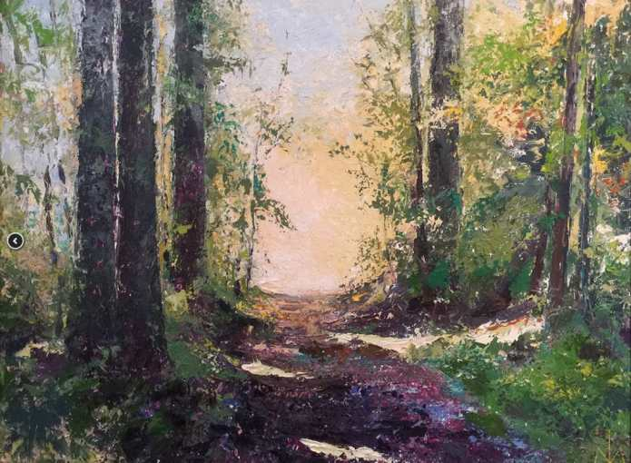 D&R Greenway Souls of the Soil: Global Roots in Nature Art Reception November 1