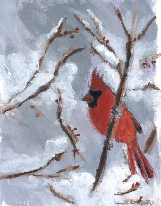 HomeFront holiday cards showcase art of local homeless mothers