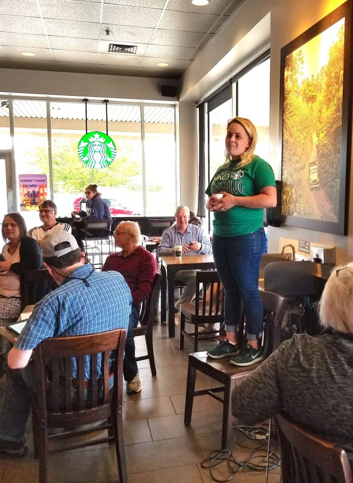 Local Starbucks celebrates people's diversity through coffee