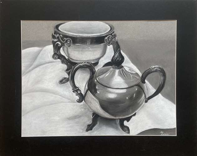 CHS students recognized at Regional art show