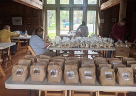 Howell Farm provides food and fiber to community groups in need