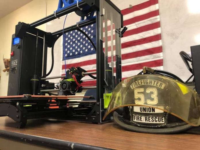 Titusville Fire Company and Hopewell Valley schools partner to fight COVID-19